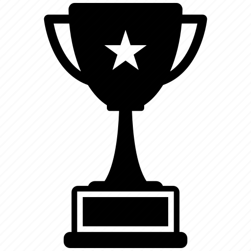 cup, leader, trophy, victory icon