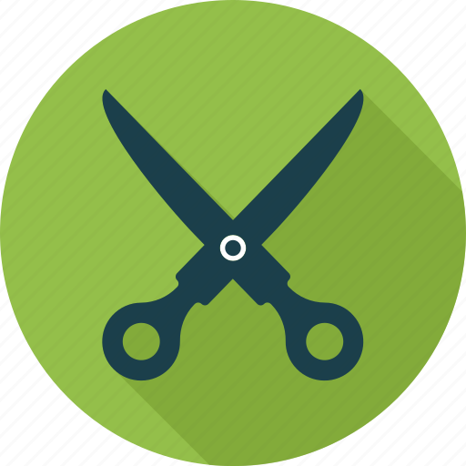 barber, cutter, cutting, scissor, tools icon
