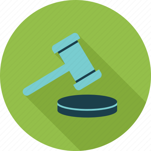 Hammer, law, legal insurance icon - Download on Iconfinder