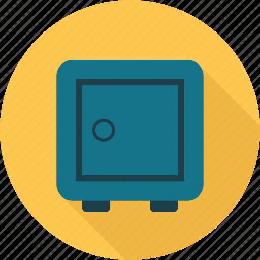 Locker, money locker, safe, secure icon - Download on Iconfinder