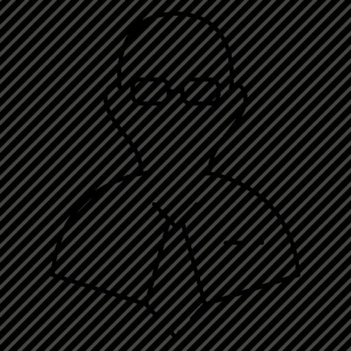 avatar, fashion, men, person, profile icon