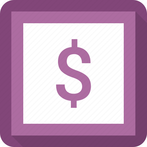american, currency, dollar, money, payment, sign icon