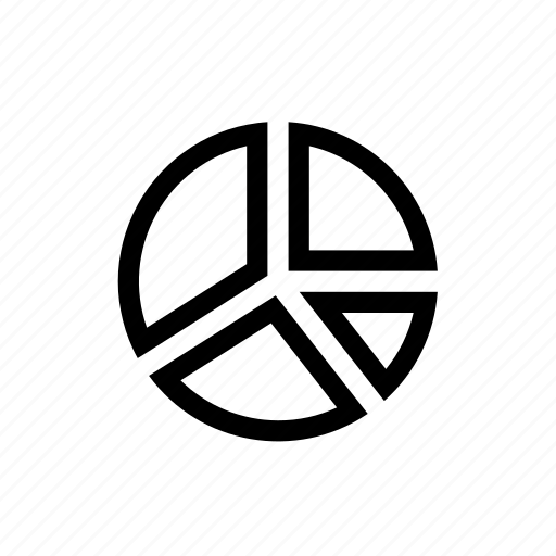 analysis, chart, pie chart, statistics icon