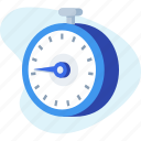 business, speed, time, timer, watch icon
