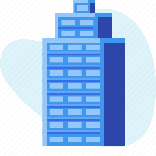 building, business, city, office, workplace icon