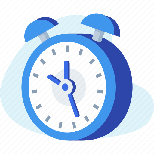 alarm, business, clock, education, timer, work icon