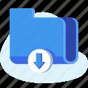 business, document, downlaod, file, folder