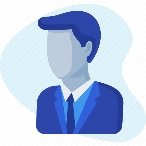 avatar, business, businessman, leader icon