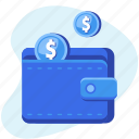 cash, coins, finance, money, savings, wallet