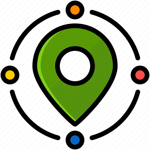 Business, finance, local, pin, place icon - Download on Iconfinder