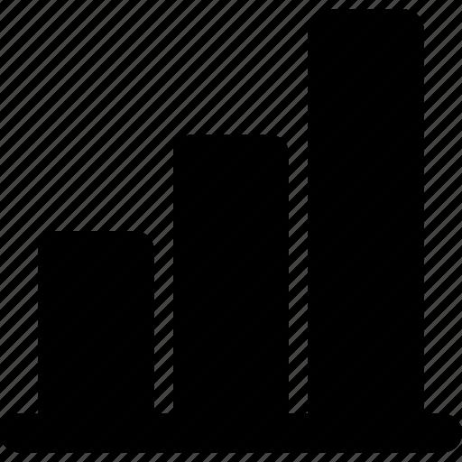 business, finance, grapich, profit icon