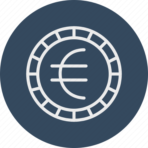 banking, business, euro, finance icon