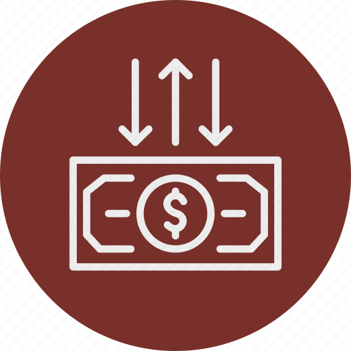banking, business, cash, doller, finance, money icon