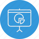 banking, business, presentation icon