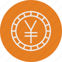 banking, business, finance, yuan icon