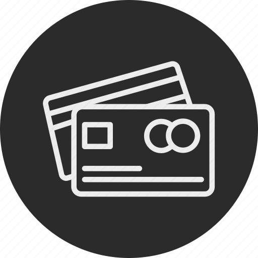 banking, business, card, credit, finance icon
