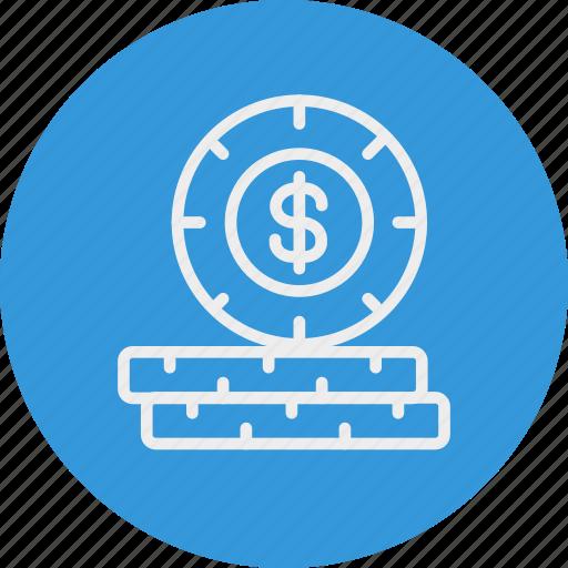 banking, business, coinmoney, finance icon