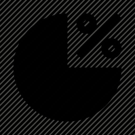 chart, diagram, percent, report, sales icon