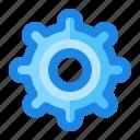 adjustment, gear, setting, tweak icon
