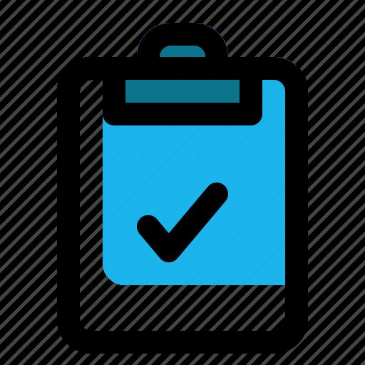 check, checklist, control, quality icon