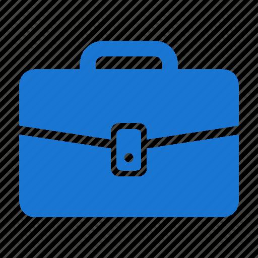 briefcase, businessman, document, file, office, work icon