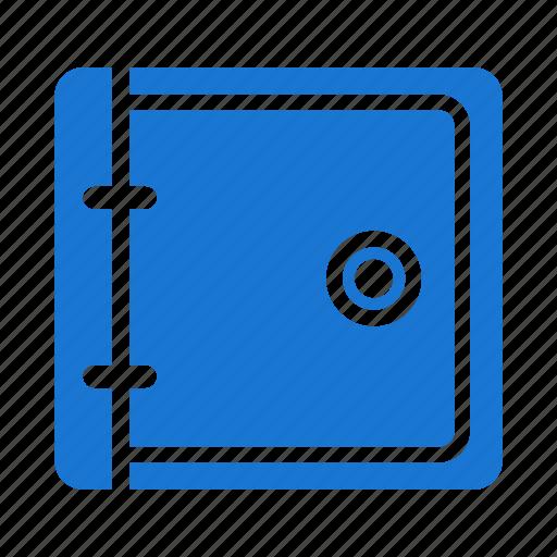 bank, box, deposit, deposit box, finance, save icon