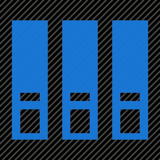 business, data, file, finance, folder, office icon