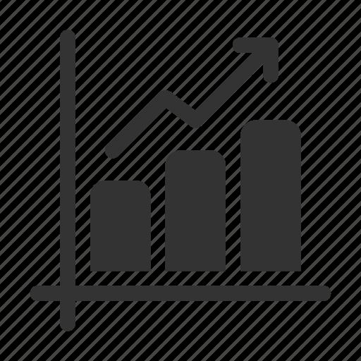 analytics, chart, data, graph, statistics icon