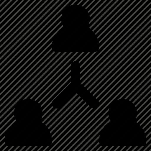 cooperation, group, management, meeting, partnership, team, teamwork icon