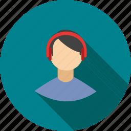 agents, broker, csr, customer care, forex, people, representative icon