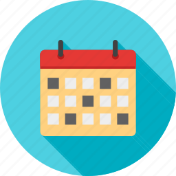 calendar, day, diary, month, organizer, schedule, year icon