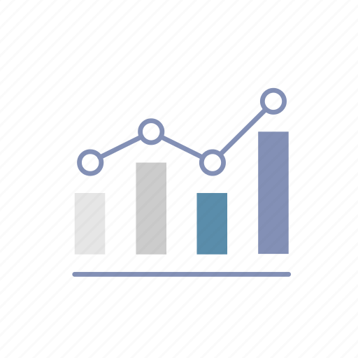 analize, business, chart, finance, graph, presentation, statistic icon