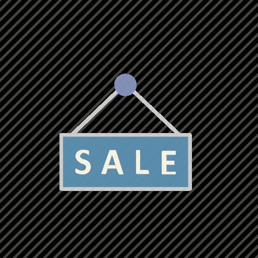 board, business, finance, label, sale, sign, tag icon