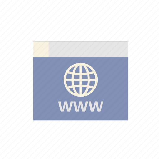 application, business, computer, finance, landing, page, web icon