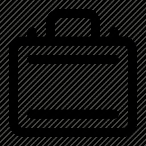 bag, briefcase, business, case, job icon