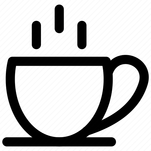 coffee, coffee-break, cup icon icon