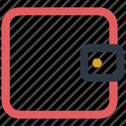 cash, money, wallet icon icon