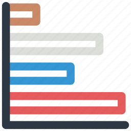 analytics, sales, stats icon icon