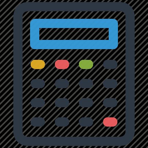 calc, calculator, math icon icon
