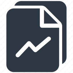 analysis, business, paper, plan, process, strategy icon icon