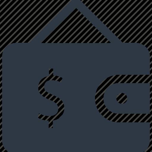 cash, dolalr, money, wallet icon icon