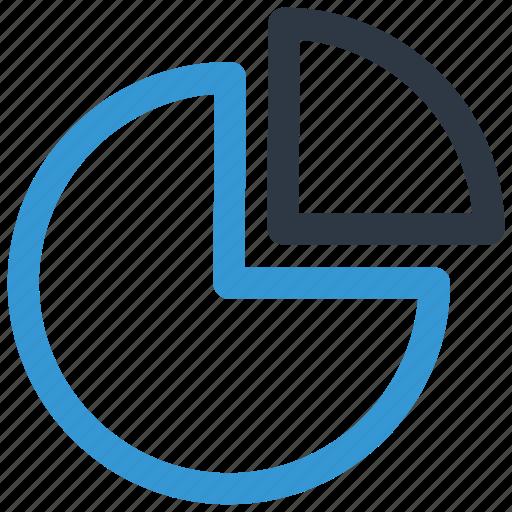 chart, pie, statistics icon icon
