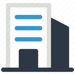 apartment, building, office icon icon