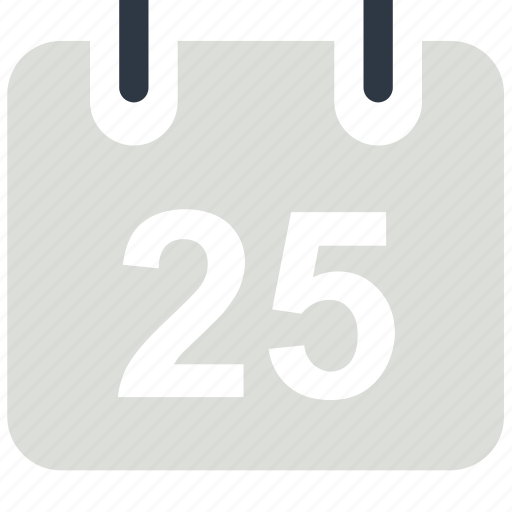 calander, date, month, schedule icon icon