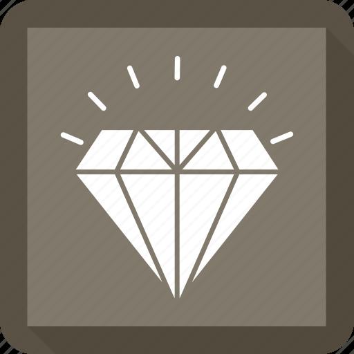 best, diamond, premium, quality icon
