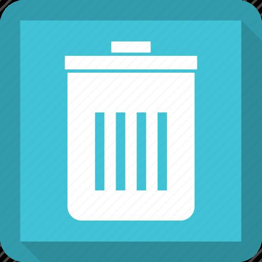 delete, garbage, remove, trash icon