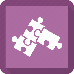 jigsaw, jigsaw puzzle, puzzle, puzzle piece icon