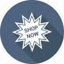buy, cart, ecommerce, shop now, shopping icon