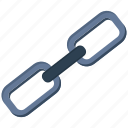 chain, internet, link, url, web icon