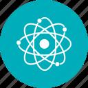 atom, chemistry, math, science
